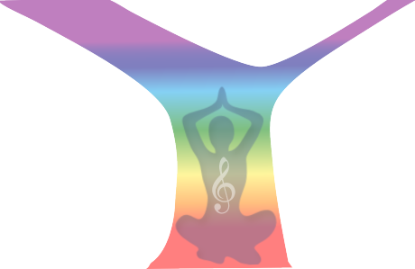The Yoga Music Company Logo